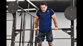 Getting your first Bar Muscle Up with Jason Khalipa