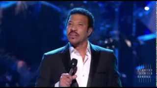 I Am...I Said (Neil Diamond Tribute) - Lionel Richie - 2011 Kennedy Center Honors