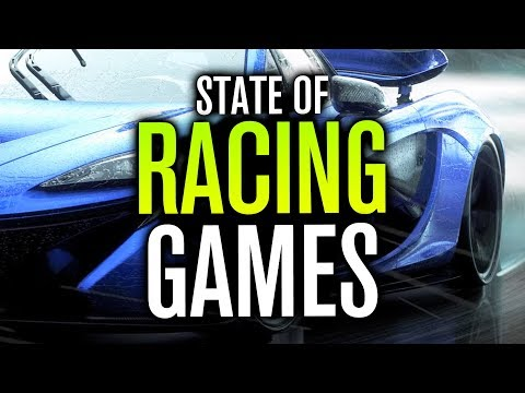 The State Of Racing Games