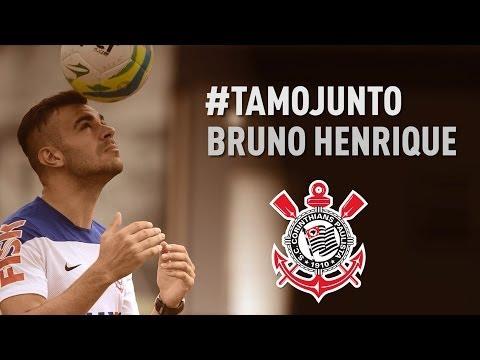 #TamoJunto - 02 - Bruno Henrique