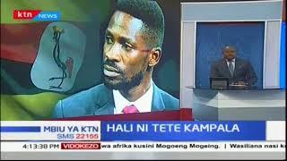 Vurugu Kampala, wafuasi wa Bobi Wine wataka aachiliwe: Mbiu ya KTN Mkusanyiko wa habari