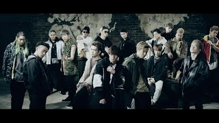Gambar cover THE RAMPAGE from EXILE TRIBE / 2nd Single「FRONTIERS (Music Video) 」