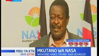 Mbiu ya KTN: NASA yazungumzia makosa ya uchaguzi