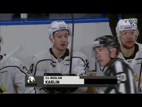 Karlin scores GWG between his legs