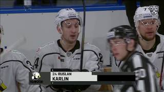 Karlin scores GWG between his legs
