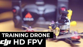 Configure a Beginner Drone with DJI HD FPV [2/3]
