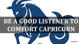 PSYCHOLOGICAL FACTS ABOUT CAPRICORN ZODIAC SIGN