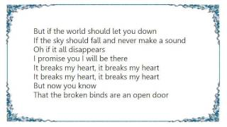 Brandi Carlile - I'll Still Be There Lyrics