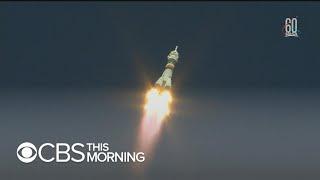 U.S. astronaut, Russian cosmonaut forced to make emergency landing