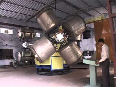 Independent Arm Water Tank Making Machine