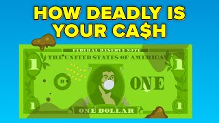 How Deadly Is Cash in Your Wallet?!