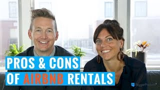 Pros & Cons of Airbnb (BiggerPockets Video Series)