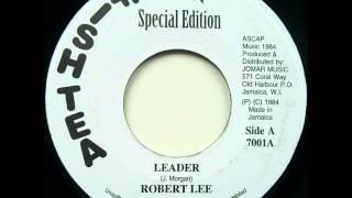 Robert Lee - Leader