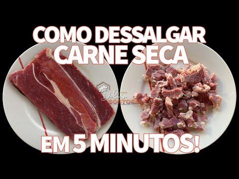 como dessalgar carne seca em 5 minutos,como dessalgar carne seca,como dessalgar carne de porco,como dessalgar carne seca com sal,como dessalgar carne seca rápido,