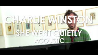 Charlie Winston - She Went Quietly - Acoustic [ Live in Paris ]