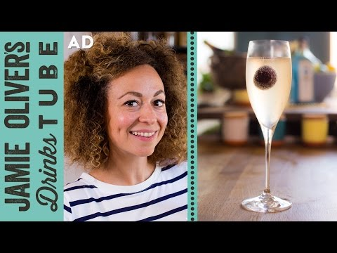 Video French 75 Gin & Champagne Cocktail | Shev