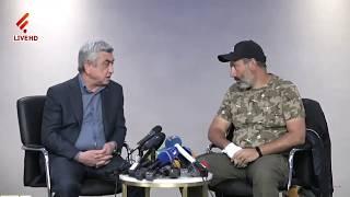Live.Բողոքի գործողությունները շարունակվում են LIVE from Yerevan | Прямaя трансляция из Еревана