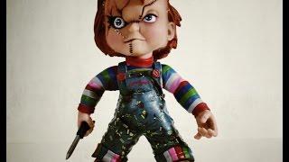 Mezco Bride of Chucky: Chucky Vinyl Figure