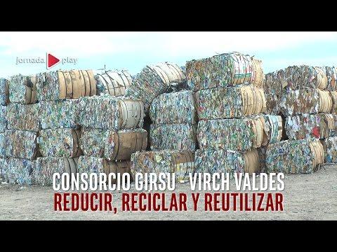 Consorcio Girsu Virch Valdes reducir reciclar y reutilizar