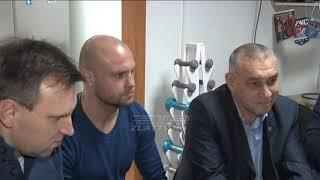 Глава округа Вячеслав Жилин определил задачи по развитию бокса в Златоусте