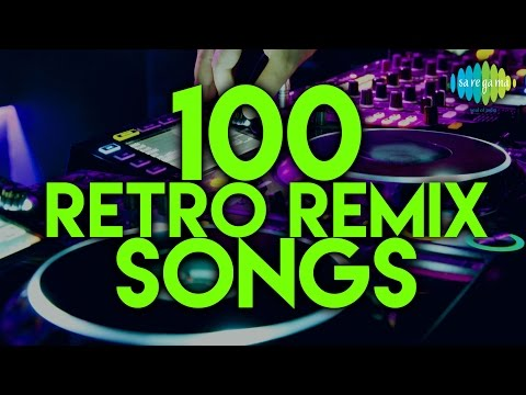 Top 100 Retro Remix Songs | From 70s, 80s, 90s & early 2000s | HD Songs | One Stop Jukebox