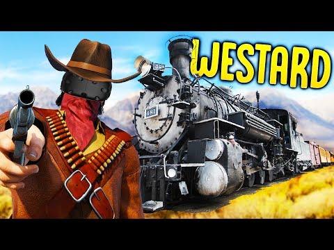 Huge Profit Train Heist! - VR Western FPS - Westard Gameplay (HTC Vive VR)