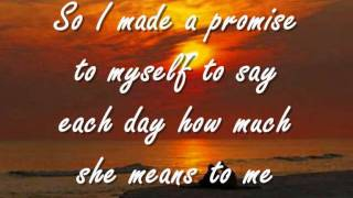 If Tomorrow Never Comes - Ronan Keating / Lyrics - YouTube