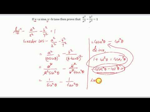 Trigonometry Part 48 Solutions for Class 10 CBSE