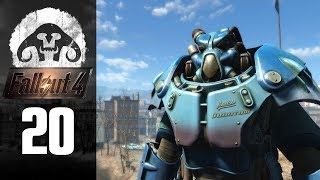 FALLOUT 4 (Chapter 5) #20 : Curie needs an outfit
