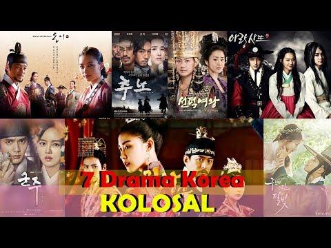7 drama korea kolosal terbaik