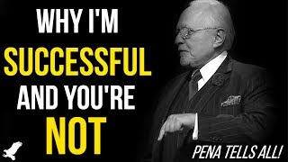 WHY I SUCCEED AND YOU DON'T! | DAN PENA | MOTIVATION | WingsLikeEagles