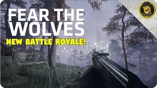 Fear The Wolves: New Battle Royale from Ex-Stalker Developers!