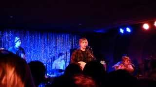 Johnny Flynn & The Sussex Wit - Cold Bred - live Atomic Café Munich 2013-11-20