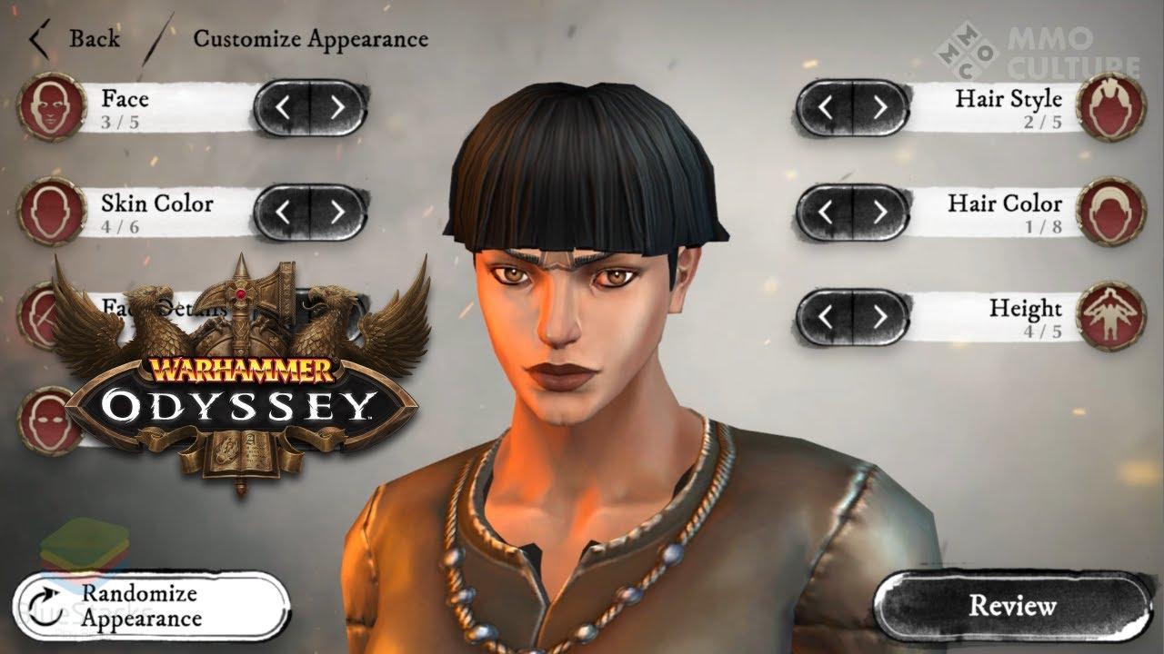 Warhammer: Odissey - Arriva il soft-launch per questo nuovo MMORPG su mobile