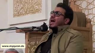 مقام الكرد يبكي الحجر ويخشع الجماد رائع جداً وحزين الشيخ حامد شاكر نجاد 2018