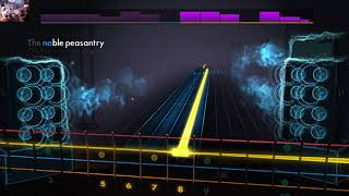 Rocksmith 2014 10,000 Maniacs Everyone a Puzzle Lover bass 100%