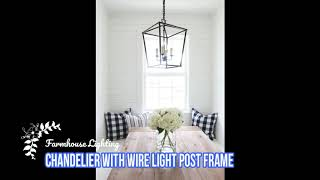Best Farmhouse Lighting Ideas