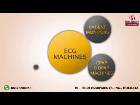 ECG Machines and Patient Monitors Manufacturer | Hi - Tech