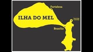ILHA DO MEL IV Ultramaratona Aquática 23K 13K 2018