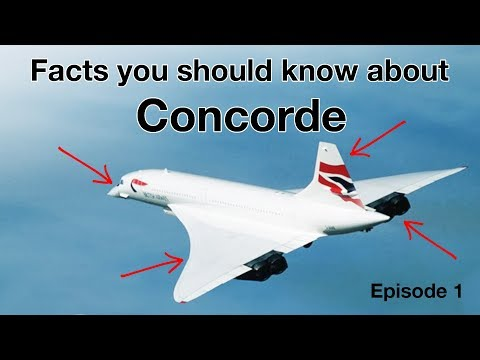 captainjoe facts you should know about concorde episode 1 by