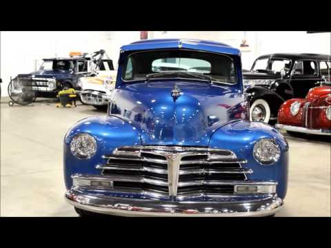 Video of '48 Stylemaster - J84X