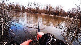 Все о ловля рыбы на днепре весной