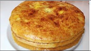Böyle Çörek Hic Yemediniz - Yağlı Çörek Tarifi - Osetya Çöreği - Gülsümün Sarayi