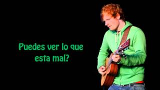 Be Like You- Ed Sheeran (Español)