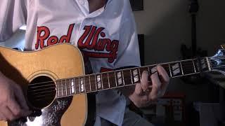 alone again naturally guitar solo tab - TH-Clip