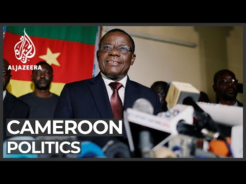 Cameroon: Maurice Kamto makes long-awaited return