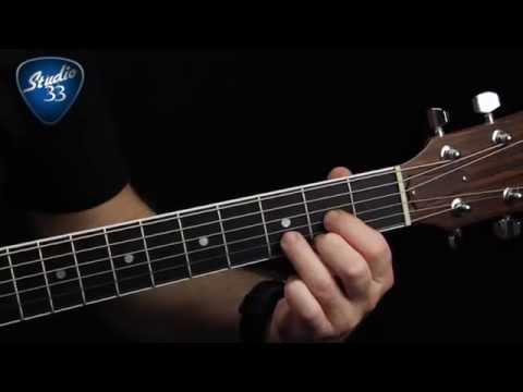 Beginner Guitar Chords Part 4: How To Play D Major Chord