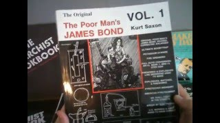 Banned Books Anarchist Cookbook / The Poor Man