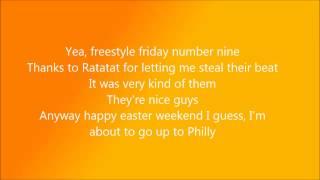 Let Me Oh (Freestyle Friday #9) Lyrics - e-dubble