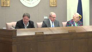 preview picture of video 'Butler County Commissioners Meeting 1 28 15'